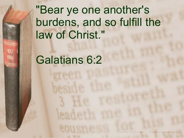 Christ One Galatians 3 Jesus 23 29