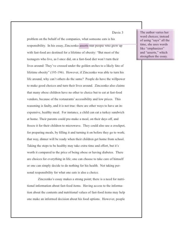 Essays on obesity in america mistyhamel