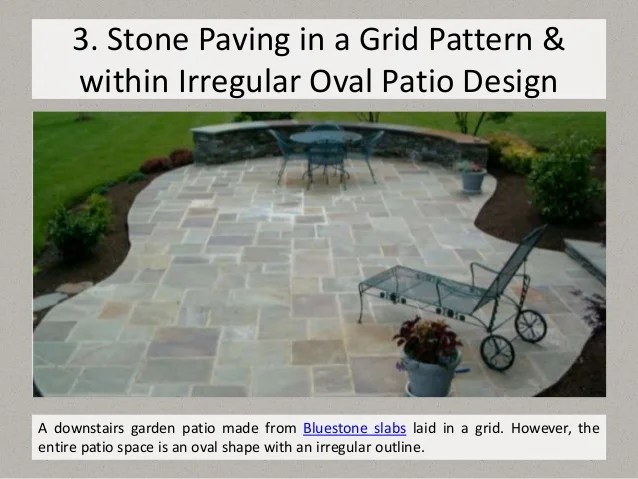 10 top natural paving stones ideas for