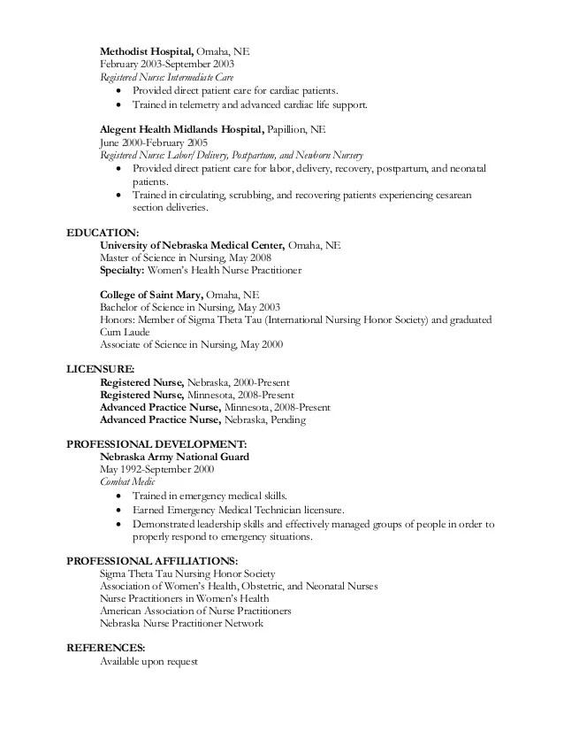 Telemetry Nurse Resume Description. Resume Hotel Housekeeping