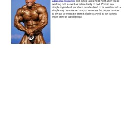 Bodybuilding Tips For Men Over The Age Of 60