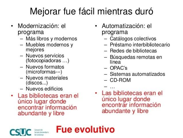 La Sostenibilidad De La Biblioteca En El Mundo Digital Y