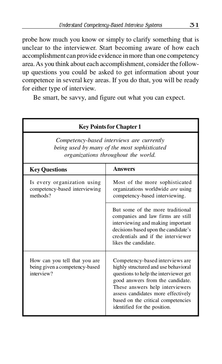 competency based resume cipanewsletter competency based resumes robin kessler competency based