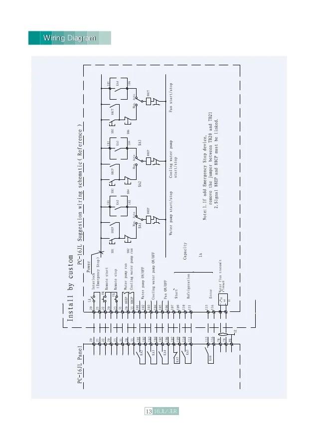carrier 30gx chiller wiring diagram   35 wiring diagram