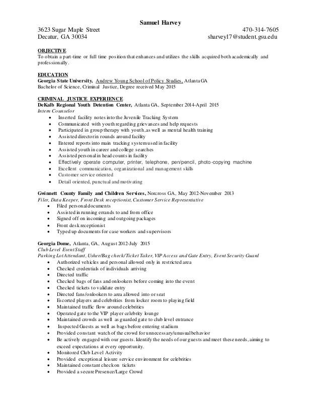 Social Work Resume Objective Statements. Objective Resume