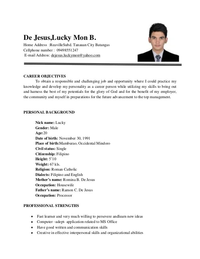 sample objective resume hrm student student resume objective