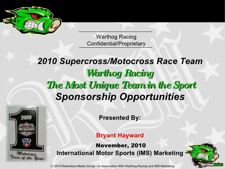Proposal Template Drag Racing Sponsorship Proposal Template – Race Car Sponsorship Proposal Template