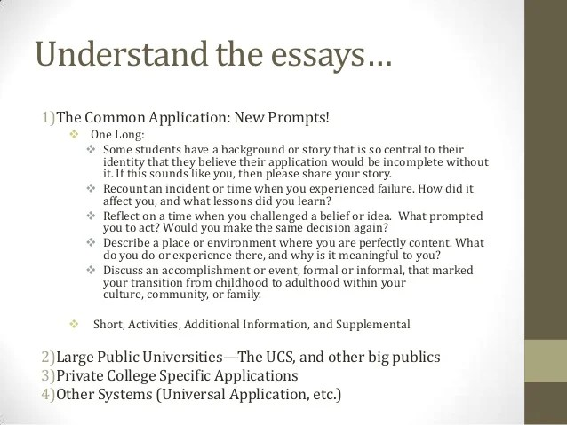 tips for a good college essay Learn tips for college essays and witness the difference in your writing these tips on college essays make you aware of the necessary fundamentals of essay writing.
