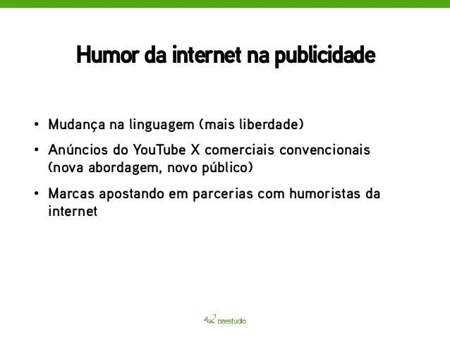 Humor Na Internet Brasileira Dz Estudio