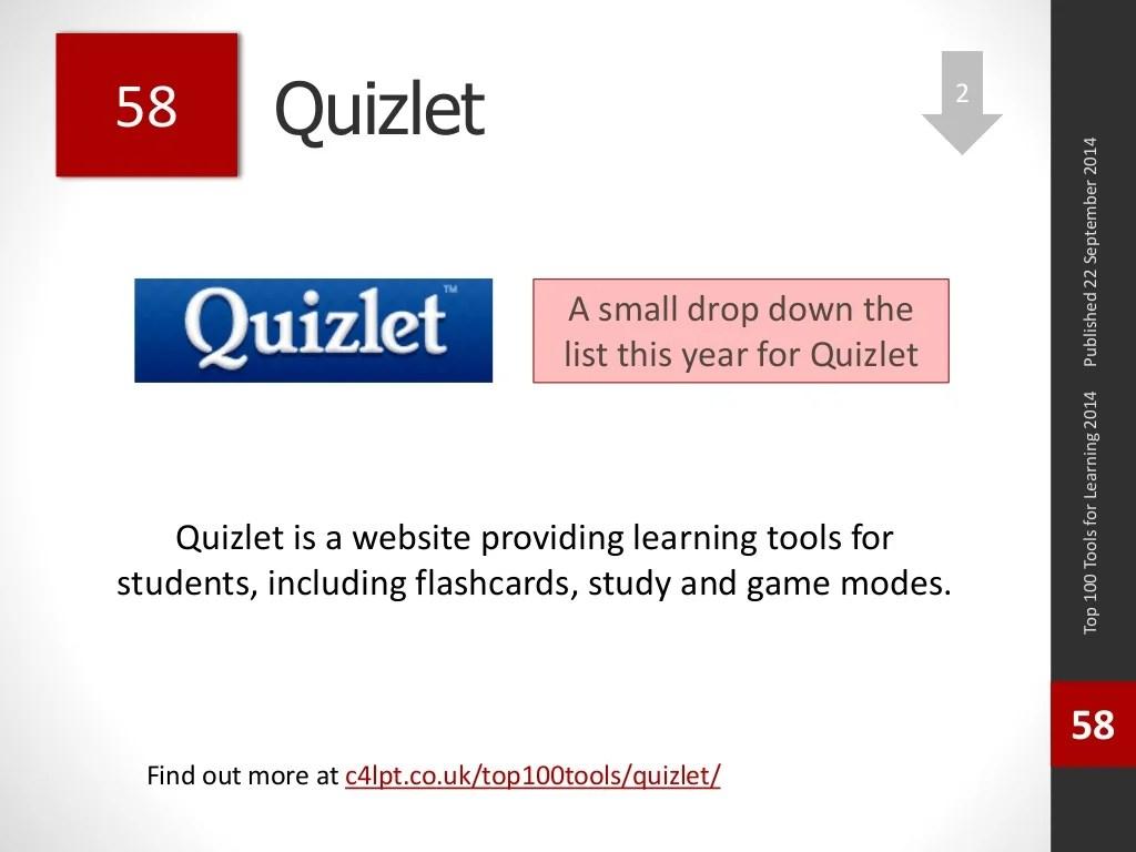 Quizlet Quizlet Is A Website