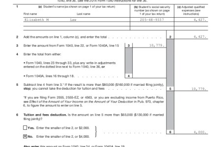 Earned Income Credit Worksheet Eic Worksheet In The Instruction