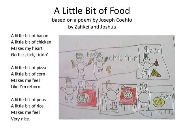 Shel Silverstein Food Poems