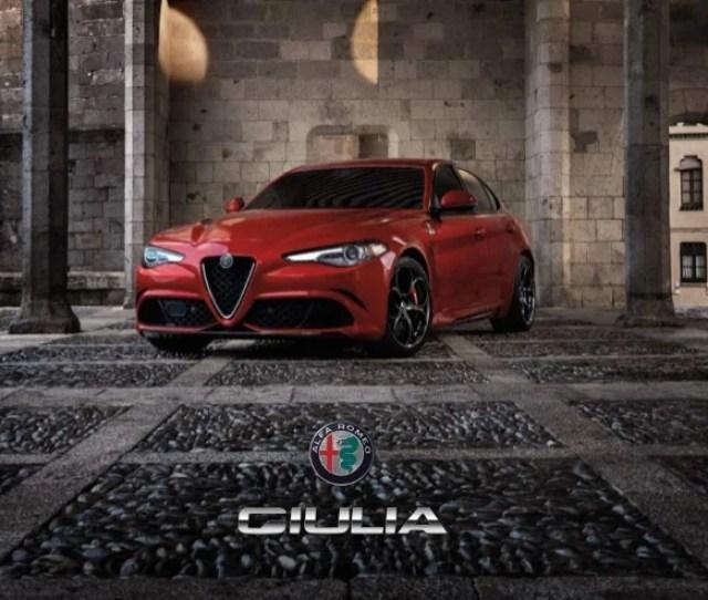 Alfa Romeo Giulia Brochure  Design  Engineering  Racing Legacy  Trims