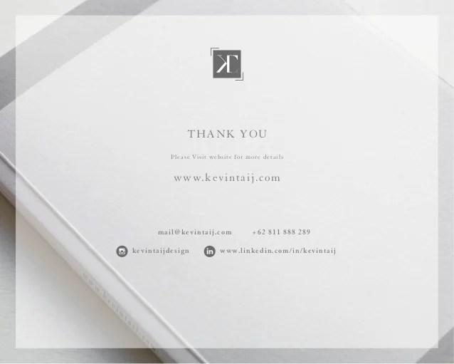 Kevin Taij Designer Profile