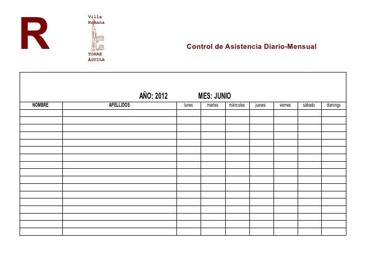 3 Registro Control Asistencia Trabajadores