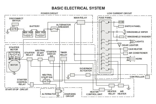322 electrical system caterpillar (1)