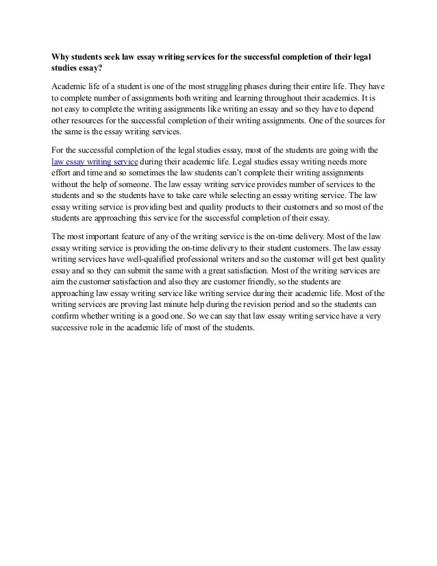 law essay writing service uk
