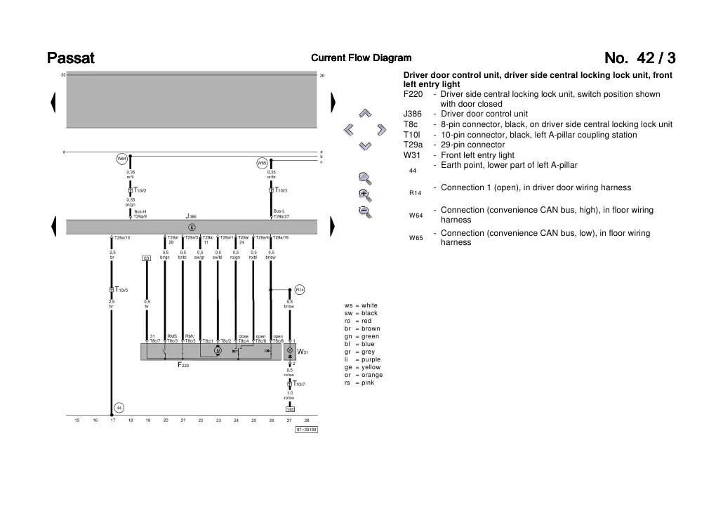Passat B5 5 Ccm Wiring Diagram  Somurich