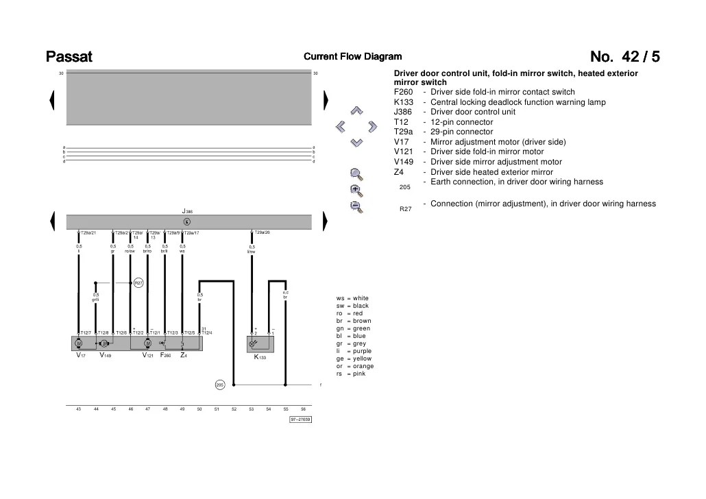 Reading Light Bulbs Passat Wiring Diagram  Data Wiring