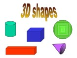 What 3D shape am I?