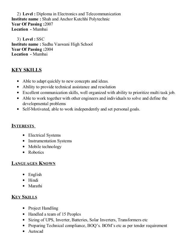 meaning of resume internship essay examples marketing internship