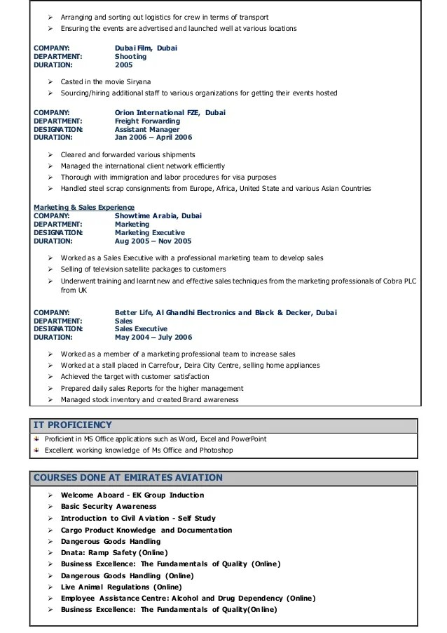 Resume Setups Examples. Download Resume Format Amp Write The Best