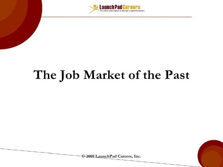 introduction to todays job market