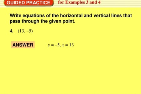 Best Free Fillable Forms Practice Writing Equations In Slope