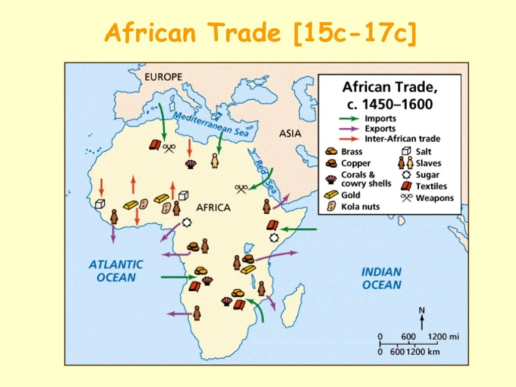 Ch 14 Patterns Of State Formation In Africa 600 Ad Subratachak