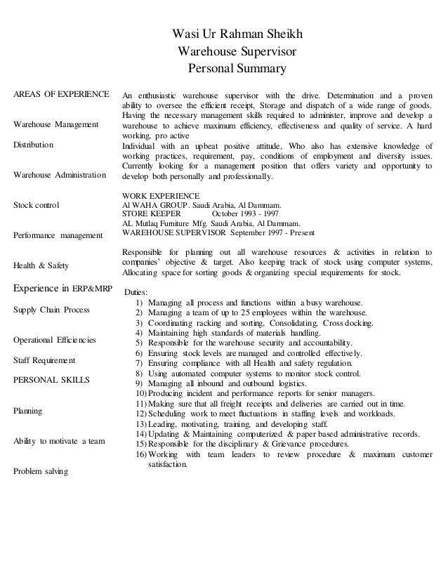 pick packer job resume communications executive resume example