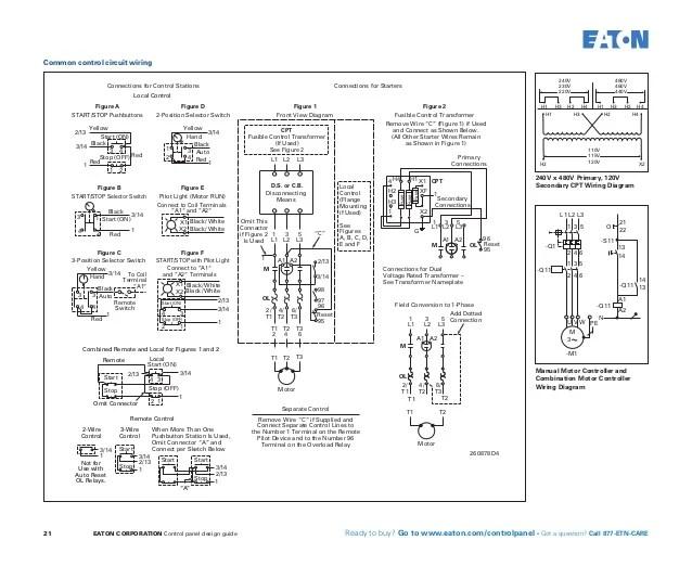 eaton control transformer wiring diagram - somurich.com transformer wiring diagram for thermostat