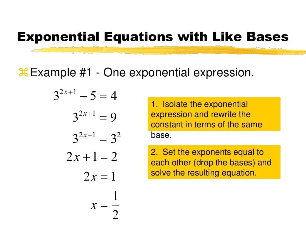 7 6 Solving Logarithmic Equations