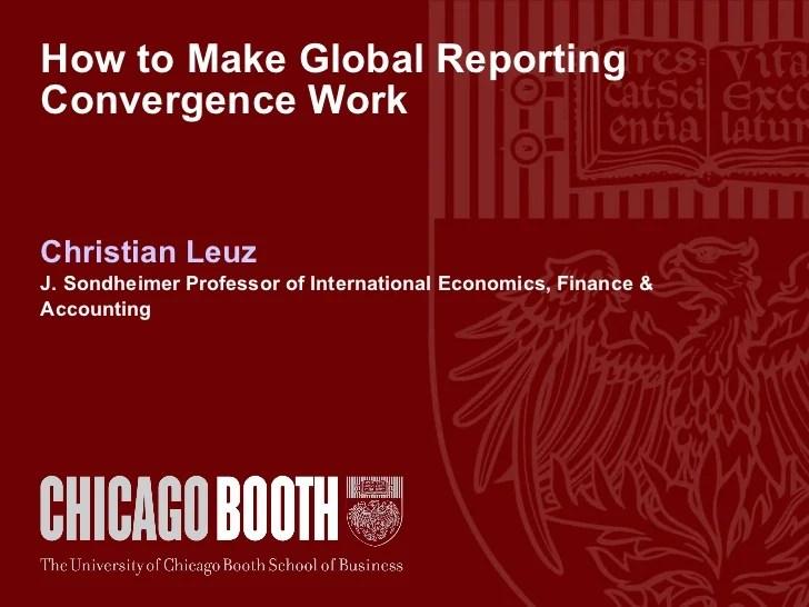 Cmo Converger Hacia Un Informe Integral En La Empresa