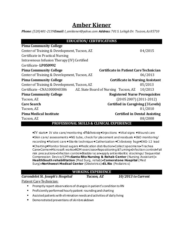 Examples Of Lpn Resumes. Resume Sample Lpn Resume Resume Template