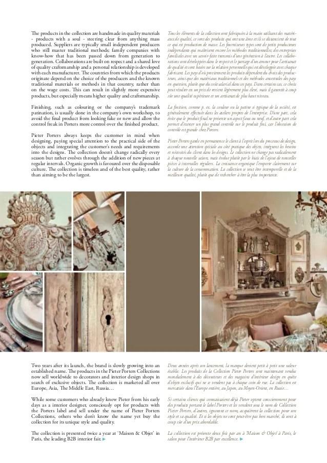 Pieter Porters Company Profile