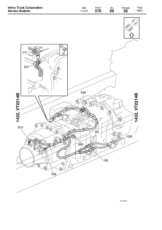 Volvo B12 Wiring Diagram  WIRE Center