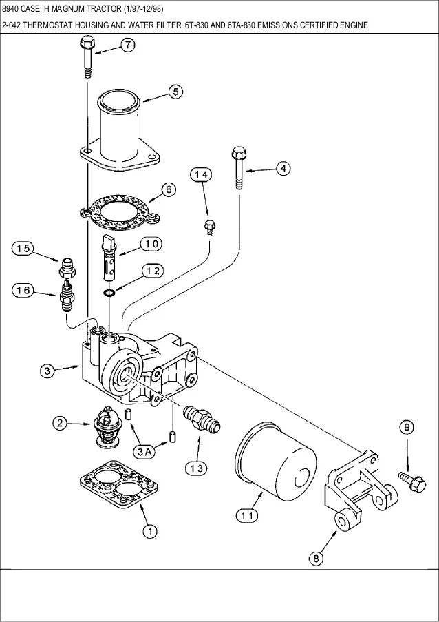 1086 International Tractor Parts Diagrams Wiring Diagram
