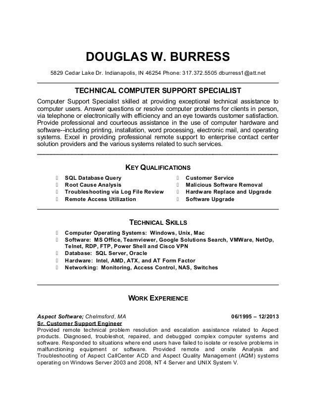 doug burress updated targeted resume templatev3