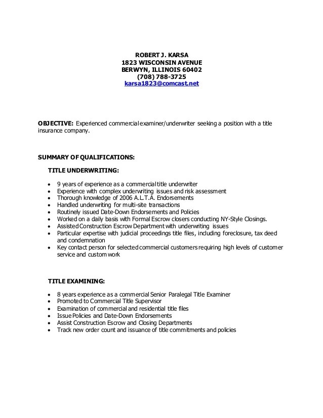 Resume Title Examples. Examples Resume Names Examples Resume Title