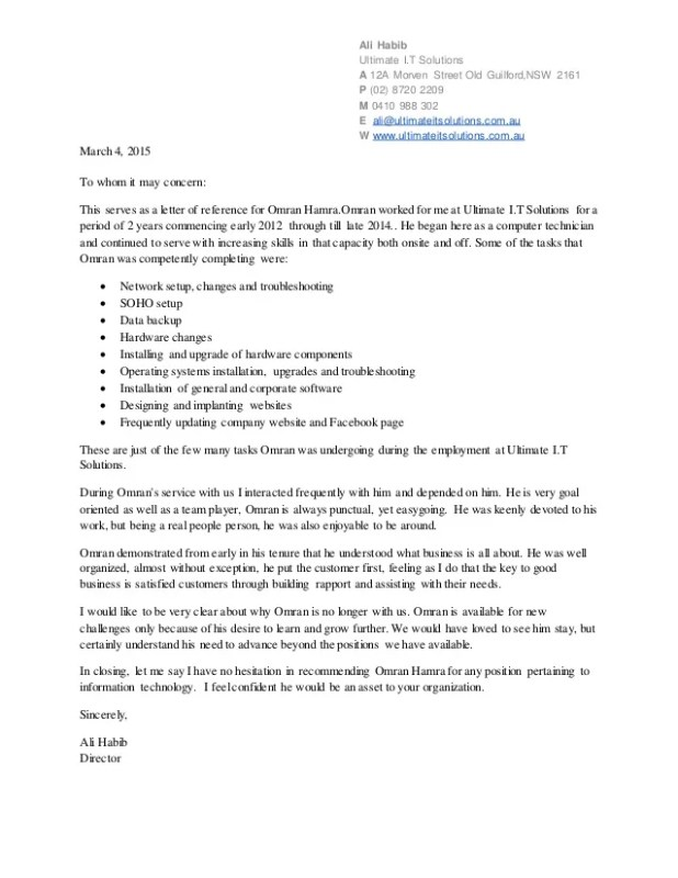 administrative assistant reference letter format lovely acquisition