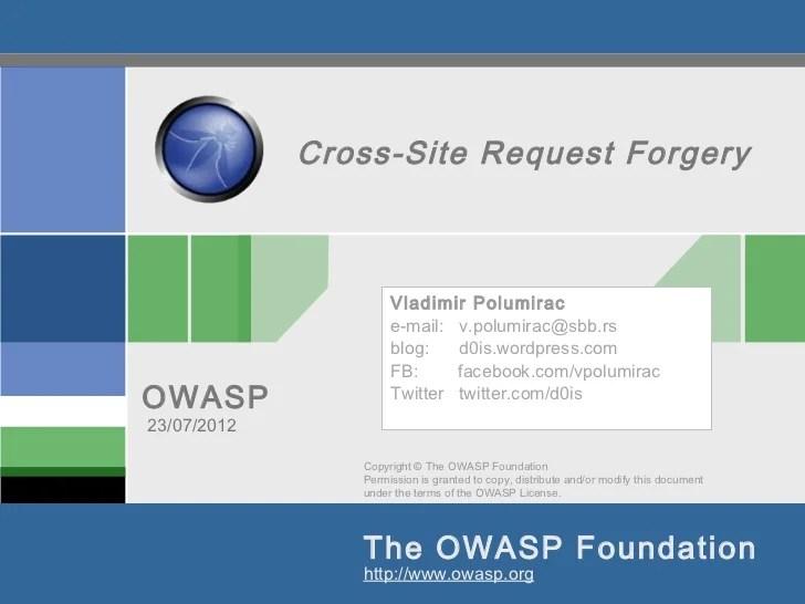 Website Security Owasp