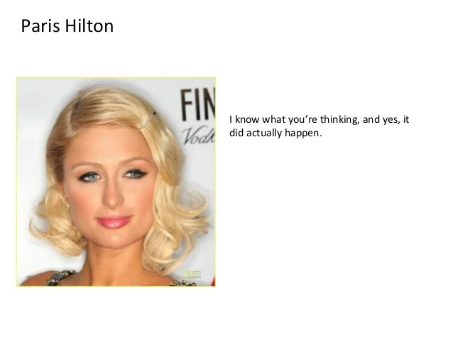 Paris Hilton Do I Dean Look Winchster