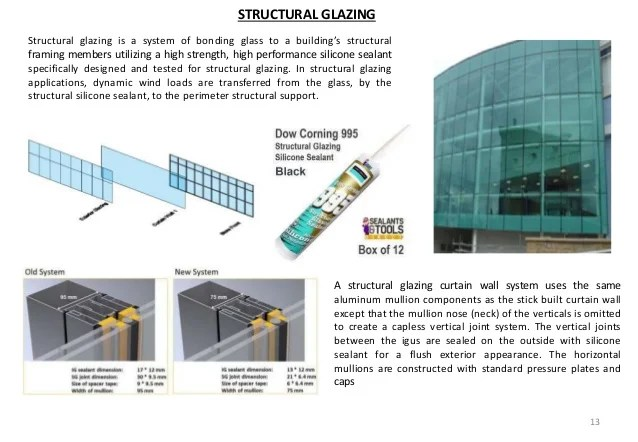 Difference Between Storefront And Curtain Wall : Structural silicone glazed curtain wall revit gopelling