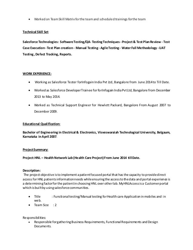resume salesforce, Essay writing help assignment. Professional ...