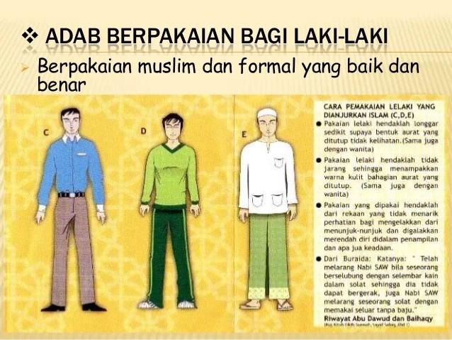 Image Result For Cara Berpakaian Pria Islam