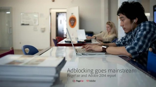 Adblocking Goes Mainstream
