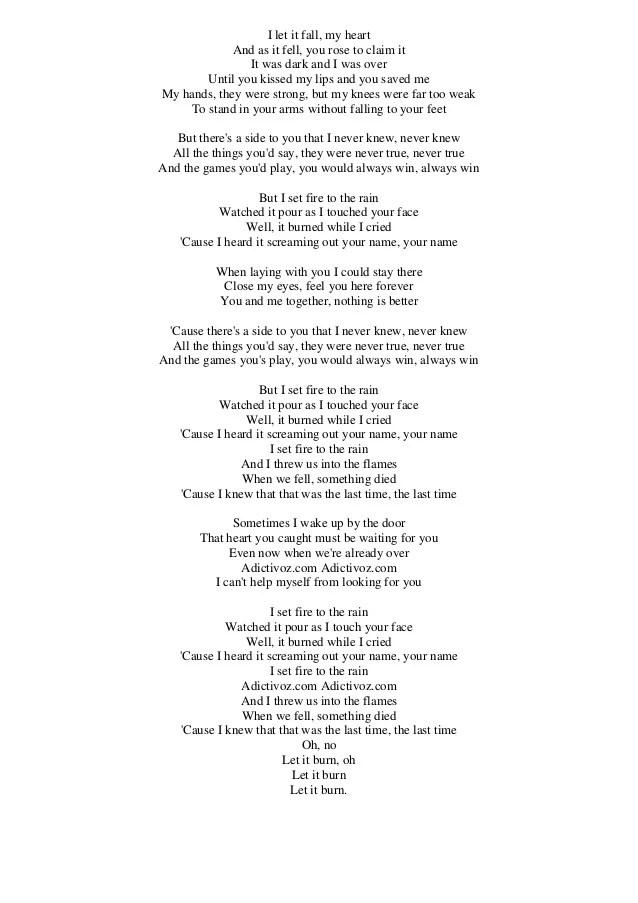 Unique Let It Rain Chords Adornment - Basic Guitar Chords For ...