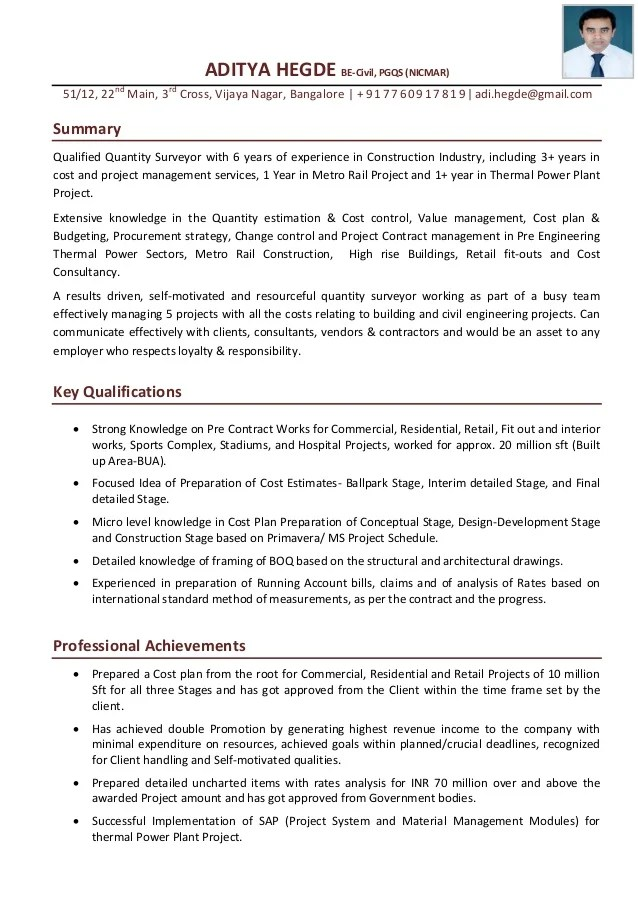Surveyor Resume Cover Letter. land surveyor resume samples quality ...