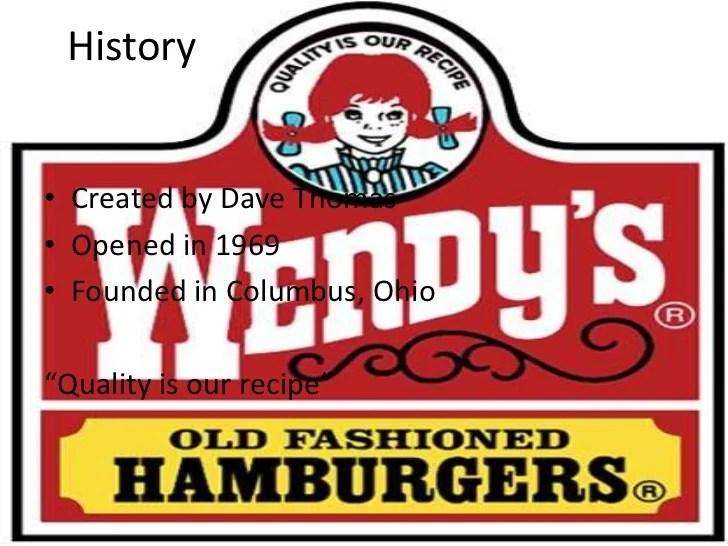 Fast Food Quality Rankings
