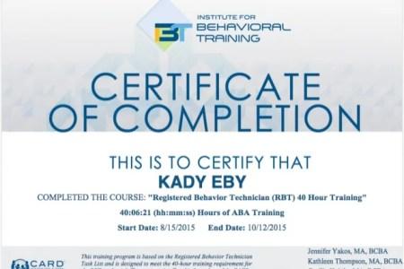 Lujoso Rbt Certification Ideas - Cómo conseguir mi nacimiento Online ...